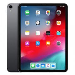 【SIMロック解除済】【第1世代】au iPad Pro 11インチ Wi-Fi+Cellular 64GB スペースグレイ MU0M2J/A A1934