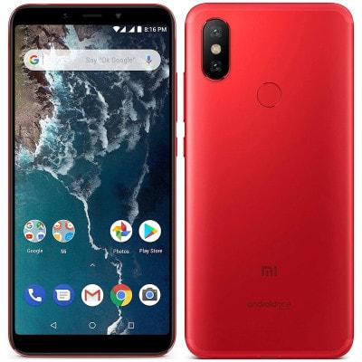 イオシス Xiaomi Mi A2 Dual-SIM [Red 4GB 64GB 香港版 SIMフリー]