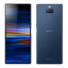 Sony Xperia 10 Plus Dual I4293 [Navy 6GB 64GB 海外版 SIMフリー]