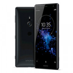 Sony Xperia XZ2 Dual H8296 [Liquid Black 64GB 海外版 SIMフリー]
