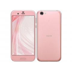 Softbank AQUOS R 605SH Aurora Pink