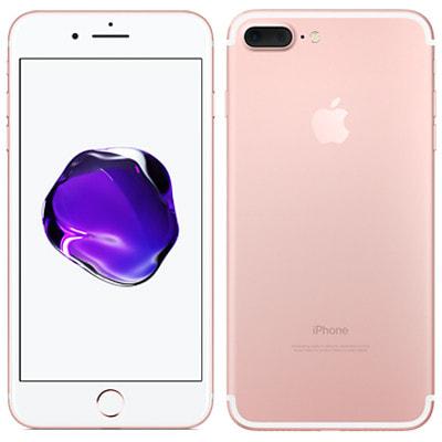 イオシス|【SIMロック解除済】au iPhone7 Plus 32GB A1785 (MNRD2J/A) ローズゴールド