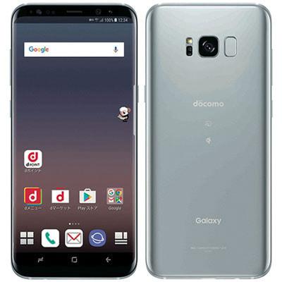 イオシス|【SIMロック解除済】【ネットワーク利用制限▲】docomo Galaxy S8+ SC-03J Arctic Silver
