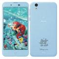 Disney Mobile on docomo DM-01J Blue