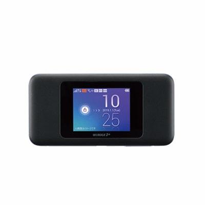 イオシス|【UQWiMAX版】Speed Wi-Fi NEXT W06 HWD37SKU ブラックxブルー
