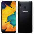 Samsung Galaxy A30 Dual-SIM SM-A305FD 【4GB 64GB Black 海外版 SIMフリー】