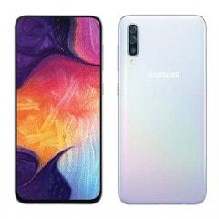 Samsung Galaxy A50 Dual-SIM SM-A505FD 【6GB 128GB White 海外版 SIMフリー】