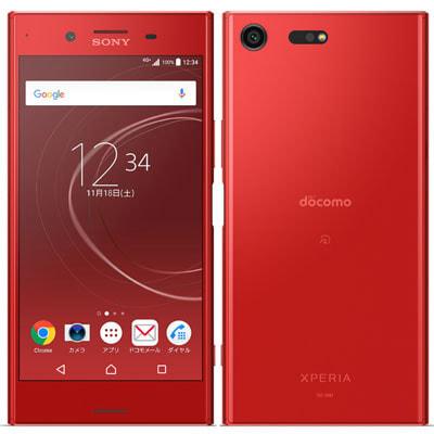 イオシス 【SIMロック解除済】docomo Xperia XZ Premium SO-04J  Rosso