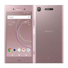 au Sony Xperia XZ1 SOV36 Venus Pink