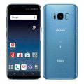 【ネットワーク利用制限▲】docomo Galaxy S8 SC-02J Coral Blue
