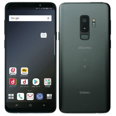 イオシス|【SIMロック解除済】docomo Galaxy S9+ SC-03K Titanium Gray