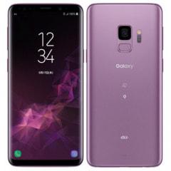au Galaxy S9 SCV38 Lilac Purple
