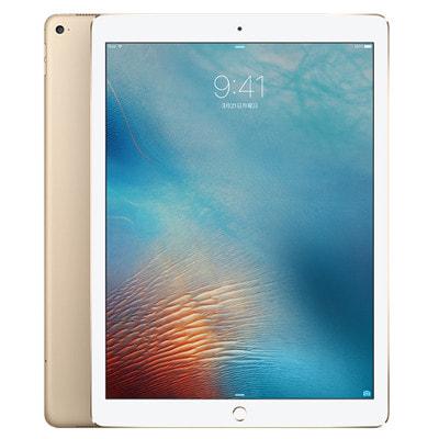 イオシス 【SIMロック解除済】【第1世代】au iPad Pro 12.9インチ Wi-Fi+Cellular 128GB ゴールド ML2K2J/A A1652