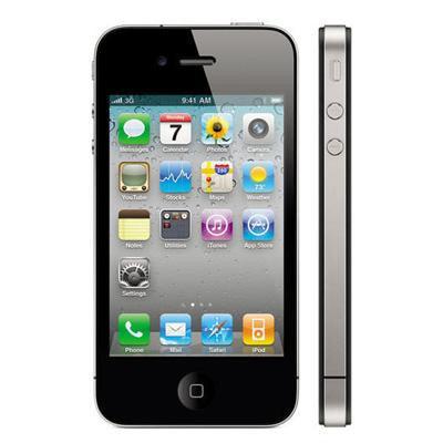 イオシス|iPhone4 A1332 (MC603ZA/A) 16GB ブラック【シンガポール版 SIMフリー】