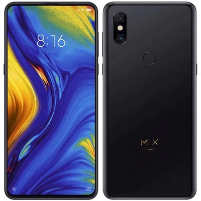 イオシス|Xiaomi Mi Mix 3 Dual-SIM 【Black 8GB 256GB 中国版 SIMフリー】