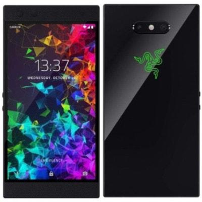 イオシス|【海外版】Razer Phone 2 RZ35-0259 [Mirror Black/8GB/64GB/SIMフリー]