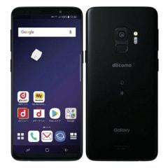 【SIMロック解除済】【ネットワーク利用制限▲】docomo Galaxy S9 SC-02K Midnight Black