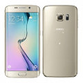 【SIMロック解除済】SoftBank GALAXY S6 edge 404SC 64GB Gold Platinum