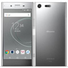 【SIMロック解除済】docomo Xperia XZ Premium SO-04J  Luminous Chrome