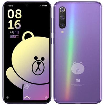 イオシス|Xiaomi Mi9 SE Brown Bear Limited Edition 【Lavender Violet 6GB 128GB 中国版 SIMフリー】