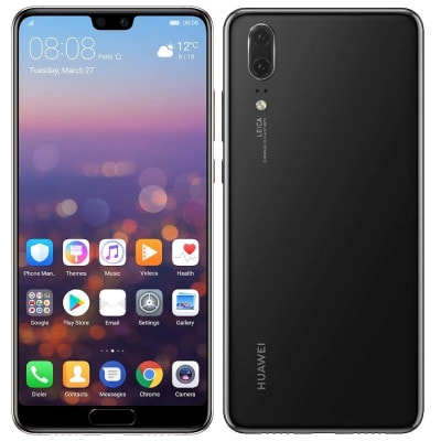 イオシス|Huawei P20 EML-L29  Black 【国内版  SIMフリー】