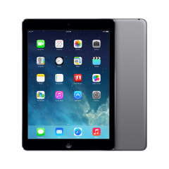 【第2世代】au iPad mini2 Wi-Fi+Cellular 16GB スペースグレイ ME800J/A A1490