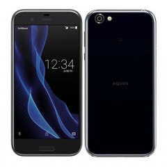 Softbank AQUOS R 605SH Mercury Black