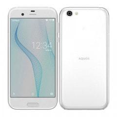 Softbank AQUOS R 605SH Zirconia White