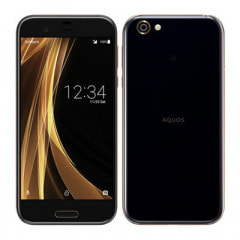 Softbank AQUOS R 605SH Copper Black