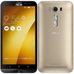 ASUS ZenFone2 Laser 6.0 Dual ZE601KL-GD32S3 Gold【RAM3GB/ROM32GB/国内版SIMフリー】