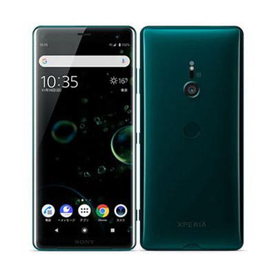 イオシス|【SIMロック解除済】SoftBank Xperia XZ3  801SO Forest Green