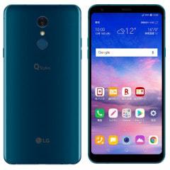 LG電子 LG Q Stylus LM-Q710XM Moroccan Blue【楽天版 SIMフリー】