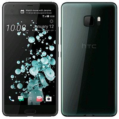 イオシス HTC U Ultra Dual-SIM Black Oil 64GB [海外版 SIMフリー]