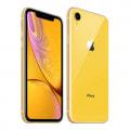 【SIMロック解除済】au iPhoneXR A2106 (MT082J/A) 64GB イエロー画像