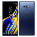 【SIMロック解除済】au Galaxy Note9 SCV40 Ocean Blue