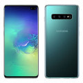 Samsung Galaxy S10+ (Plus) Dual-SIM SM-G9750 【8GB 128GB Prism Green 香港版 SIMフリー】