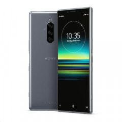 SONY Sony Xperia1 Dual J9110 [Grey 6GB 128GB 香港版 SIMフリー]