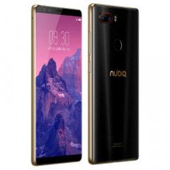 ZTE Nubia Z17S NX595J Black 中国版【RAM8GB/ROM128GB】