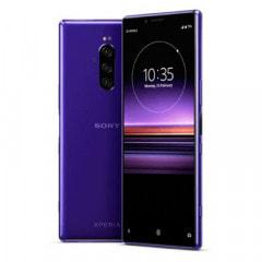SONY Sony Xperia1 Dual J9110 [Purple 6GB 128GB 海外版 SIMフリー]