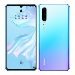 HUAWEI P30 ELE-L29 Breathing Crystal【国内版 SIMフリー】