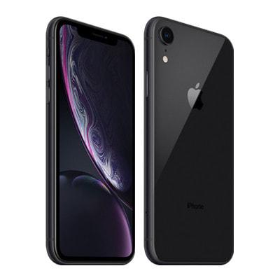 イオシス 【SIMロック解除済】au iPhoneXR A2106 (MT002J/A) 64GB ブラック