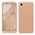 UQmobile AQUOS sense2 SHV43 Pink Gold
