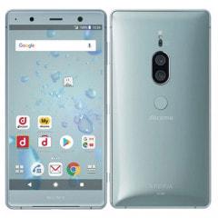 【SIMロック解除済】docomo Sony Xperia XZ2 Premium SO-04K Chrome Silver