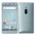 【SIMロック解除済】【ネットワーク利用制限▲】docomo Sony Xperia XZ2 Premium SO-04K Chrome Silver