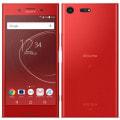 【SIMロック解除済】【ネットワーク利用制限▲】docomo Xperia XZ Premium SO-04J  Rosso