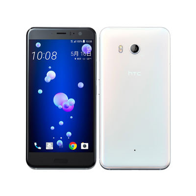 イオシス|Softbank HTC U11 601HT  Ice White 64GB