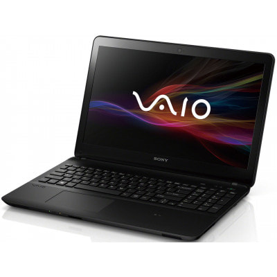 イオシス|【Refreshed PC】 VAIO Fit 15E SVF1531GAJ 【Core i5/4GB/500GB/MULTI/Win10/ブラック】