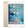 【SIMロック解除済】【ネットワーク利用制限▲】【第4世代】au iPad mini4 Wi-Fi+Cellular 16GB ゴールド MK712J/A A1550