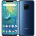 【SIMロック解除済】Softbank Huawei Mate 20 Pro LYA-L09 ミッドナイトブルー