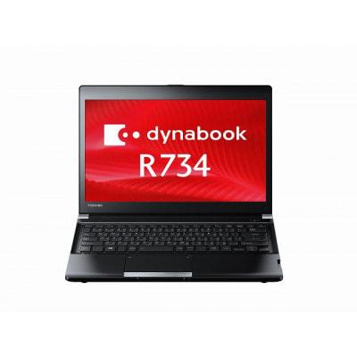 イオシス|【Refreshed PC】dynabook R734/M 734JJP4 PR734MAWCABAD7Y 【i5/8GB/500GB/Win10Pro】